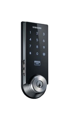 Samsung Ezon Digital Door Lock SHS-3320 Universial Deadbolt