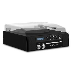 Ion It18 CD Direct Conversion Turntable