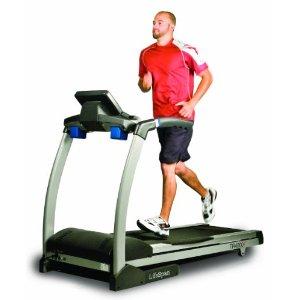 LifeSpan Fitness TR4000i Folding Treadmill