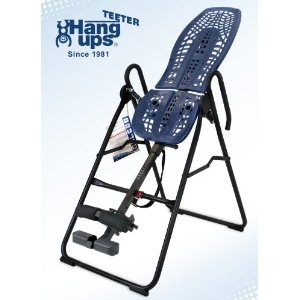 Teeter Hang Ups FIT-200 Inversion Table with FitFlex Bed
