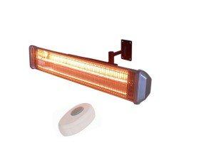 Urban Heater 100 Wall Mount Indoor-outdoor Infrared Heater