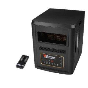 4 in 1 1500W watt Quartz Infrared Heater Humidifier