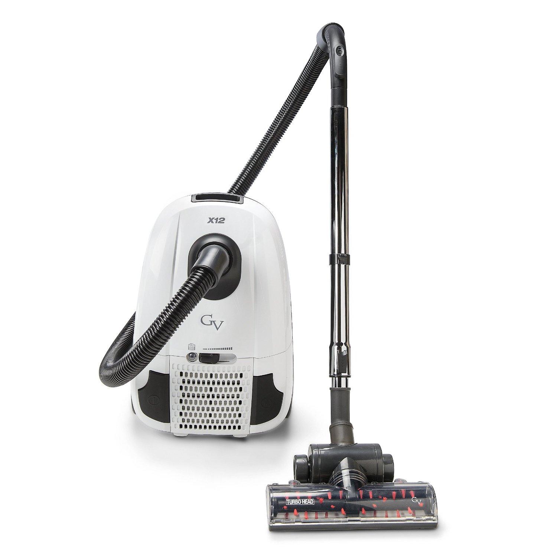 GV X12 Sealed HEPA Canister Vacuum