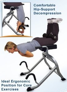 Teeter Hang Ups Dex II Decompression and Extension Machine