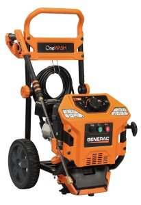 Generac 6412 One WASH Residential 4-in-1