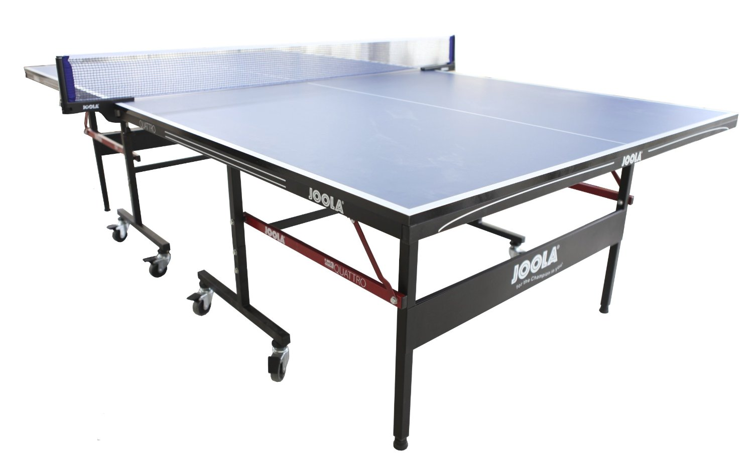 Joola Quattro Table Tennis Table with Compact Net Set