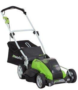 GreenWorks 25312 G-MAX 40V Cordless 19inch